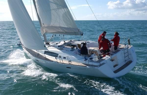 Co-navigation | Nautisme Collaboratif, Découvrez ShareMySea ! | Bateau : Faith